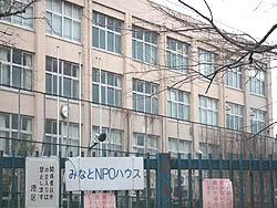 (1) 旧三河台中学校跡