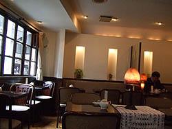 (9) お隣の喫茶店「ら・ぽーる」
