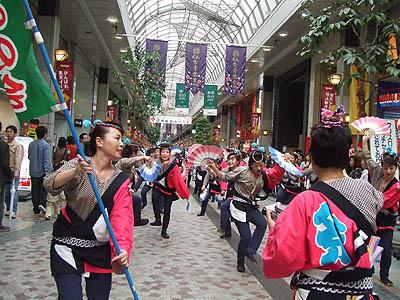 仙台青葉祭り「仙臺すずめまつり」