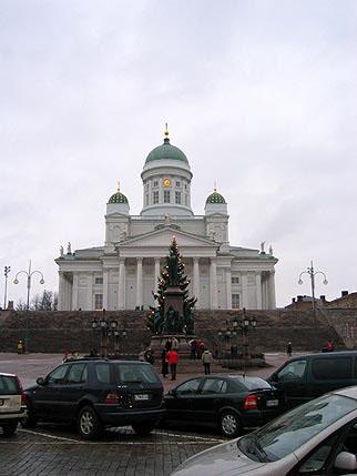 フィンランド・ヘルシンキ大聖堂