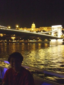 ドナウクルーズくさり橋