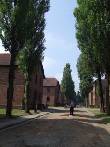 アウシュビッツ第1収容所