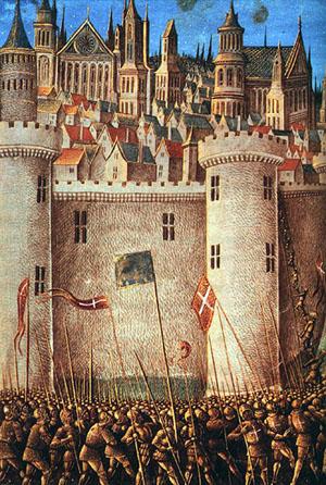 第1回十字軍によるアンティオキア攻囲戦